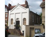 Zion Chapel, Poynings - Fantastic 1 bed former Chapel to Rent, Unfurnished