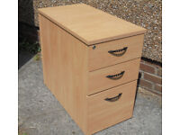 Large Filing Cabinet or Office Drawers, on Casters