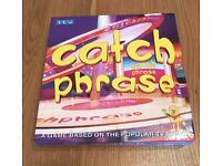 Catchphrase Board Game Excellent Condition