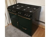 Newhome Dual fuel Range cooker - Can deliver if needed