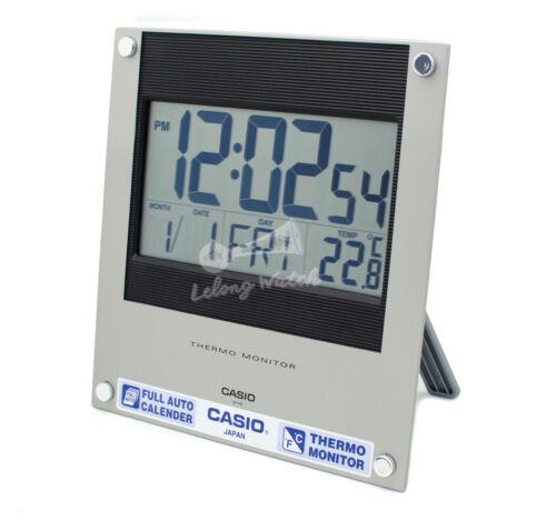 -Casio ID11-1D Digital Clock Brand New & 100% Authentic