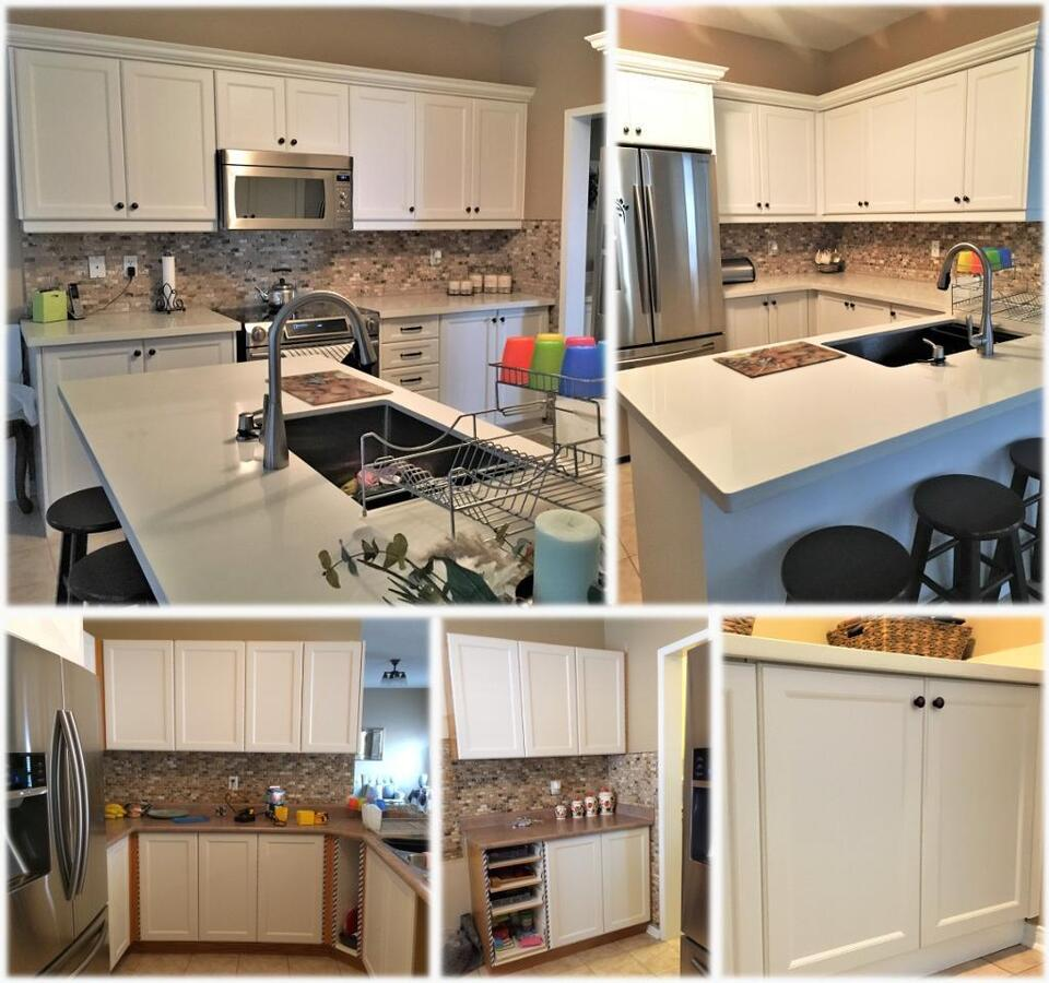 Kitchen cabinet refacing north vancouver - Listing Item
