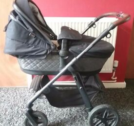 Silver cross limited edition henley pram, carrycot never used , seat used only few times.