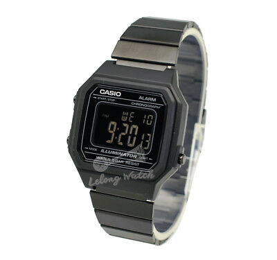-Casio B650WB-1B Digital Watch Brand New & 100% Authentic