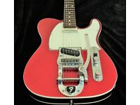Fender Telecaster '62 reissue with bigsby