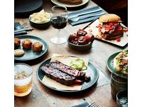 SMOKESTAK are looking for CHEF DE PARTIE & COMMIS CHEFS