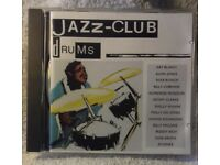 Welcome to the Jazz-Club - Drums - plus David Garibaldi: The Funky Beat disc 2