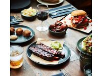 SMOKESTAK are looking for a KITCHEN PORTER with experience, for their Shoreditch restaurant!
