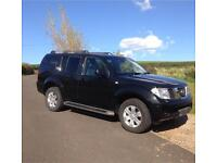 NUSSAN PATHFINDER ADVENTURA 2.5 TDI