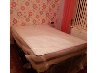 Orthopeadic mattress - brand new
