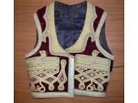 2 (TWO) ANTIQUE PERSIAN WAISTCOATS