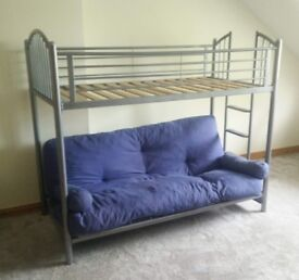 Bunk Bed with Sofa/Double Bed