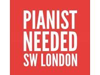 Pianist needed