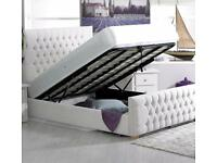 AMAZING OFFER ON FLORENCE OTTOMAN BED /LIMITED OFFER xtv