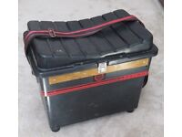 Tackle Wise Polybox fishing seat box