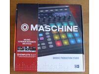 Native Instruments Maschine Mk2, Black, with Komplete 11 Select, Sealed Box, Brand New