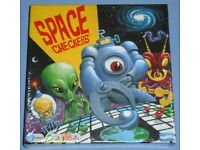 'Space Checkers' Board Game (new)