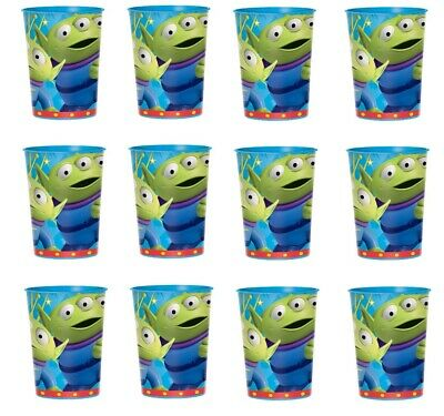 Toy Story 4 Lot of 12 16oz Party Plastic Cup ~Party Favor Su