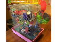 Extra-large Hamster Cage
