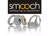 Wedding Ring Salesperson to visit customers at home. NO COST TO YOU.