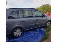 Vauxhall zafira 2.2
