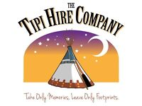 Tipi and Bell Tent Erectors for parties and festivals