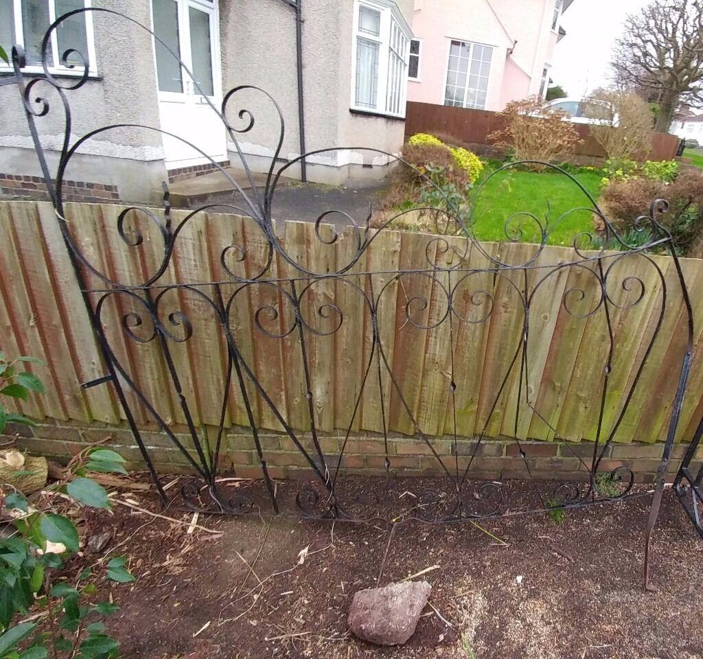 Wrought Iron fence scrap metal | in Stoke Bishop, Bristol | Gumtree