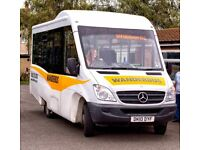 MiniBus - Mercedes Benz 16-seater. 2010 Registered covered 105k miles. Full service history .