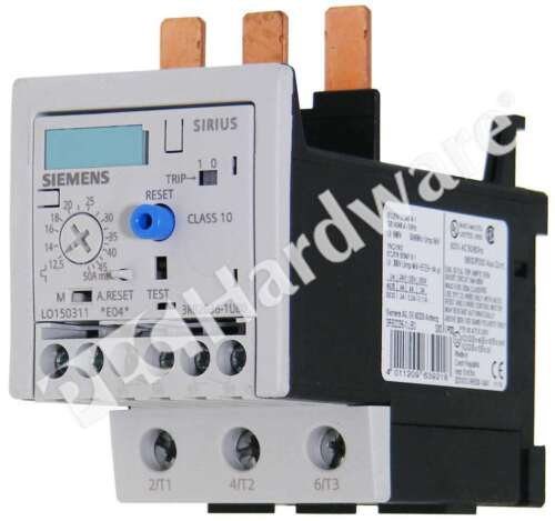 Siemens 3RB2036-1UB0 3RB2 036-1UB0 Solid-State Overload Relay