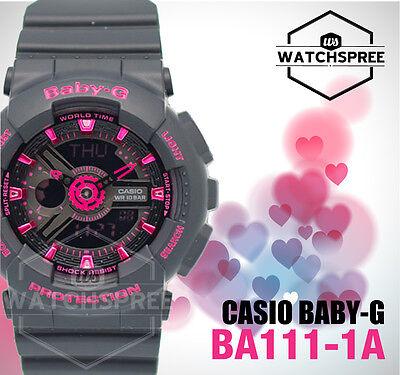 Casio Baby-G Street Fashion BA111-1A