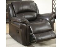 Sofa Recliner Leather Chair