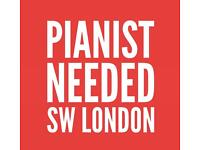 Pianist needed/ wanted/ Singer is looking for pianist