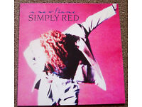 Simply Red - 'A New Flame' Vinyl LP