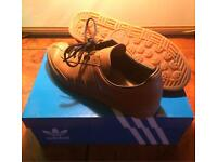 Adidas Jeans MKII Trainers, Brown, Size 9.5.