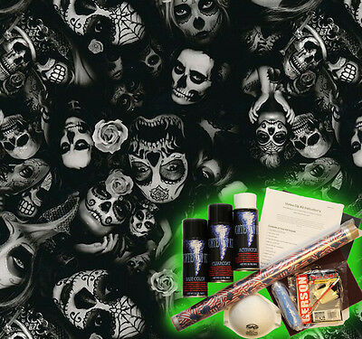 Hydrographics Dip Kit Activator Water Transfer Film Hydro Chicana Styles