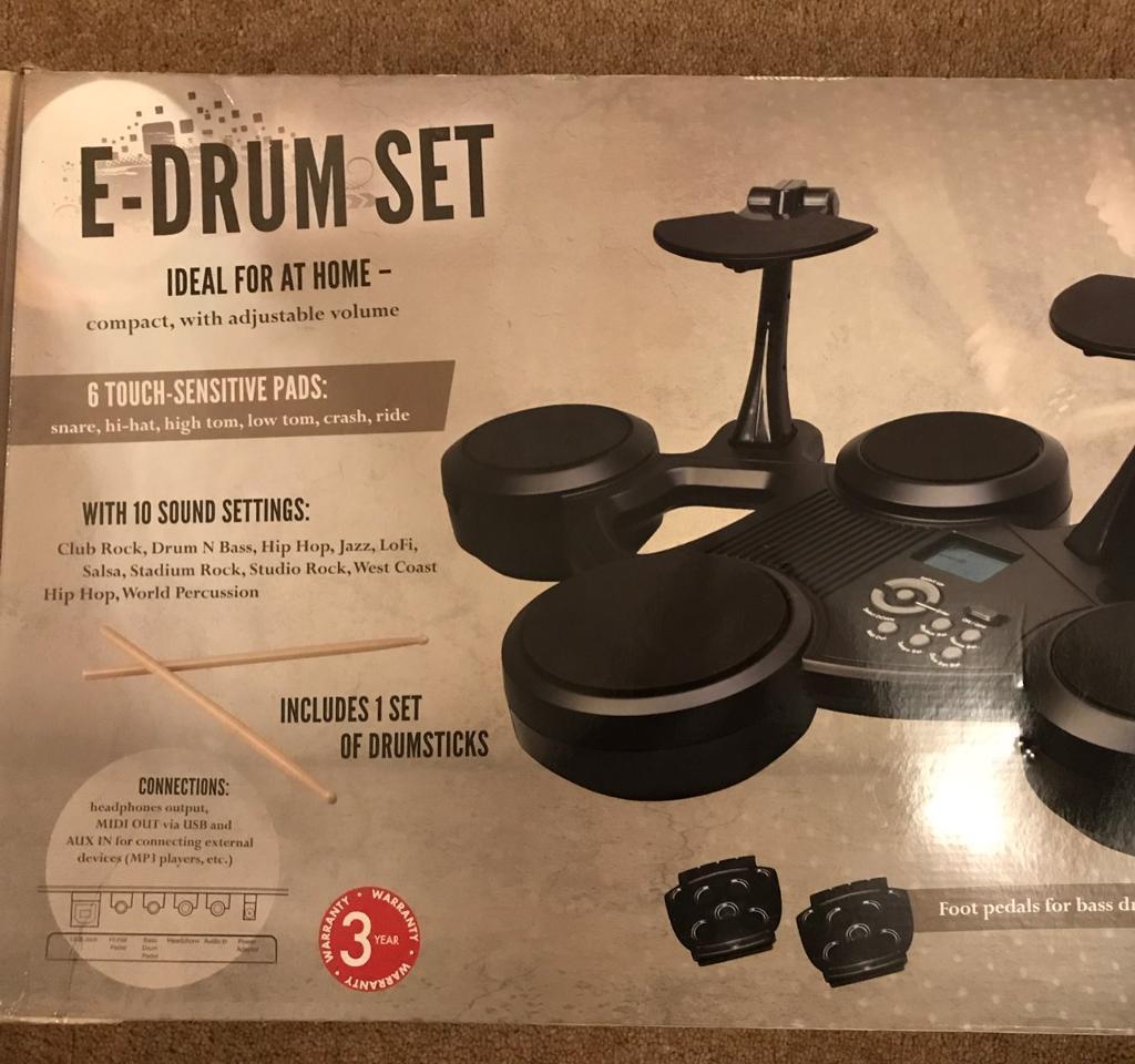 Electronic Drum Kit | in Fetcham, Surrey | Gumtree