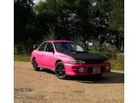 Subaru impreza sport awd 2l swap