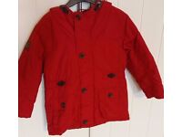 Boys Next coat aged 2-3 years