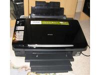 Epson Stylus DX7450 Printer - Print, scan & copy