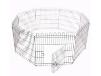 Large play pen cage