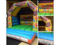 BOUNCY CASTLE HIRE £50 A DAY
