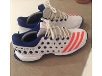 Adidas AdiZero Boost Cricket Shoes - UK8