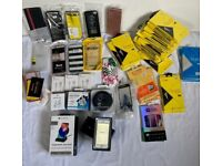 job-lot mobile phone accessories