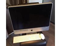 24 inch iMac OS X