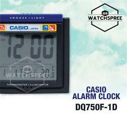 Casio Alarm Clock DQ750F-1D
