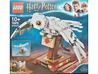 Harry Potter Hedwig LEGO BRAND NEW