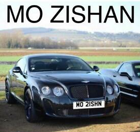 MO ZISHAN PLATE