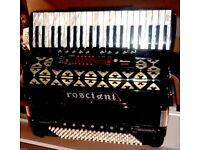 Rosciani Cassotto Master midi accordion