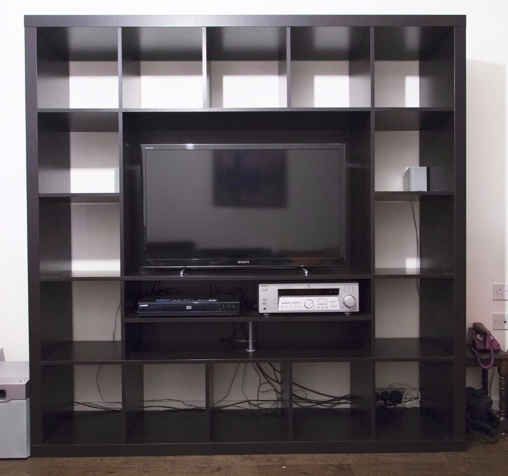 High Quality Ikea Expedit TV Storage Unit