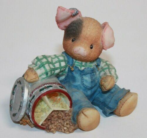 Enesco This Little Piggy Seasons Eatings Figure 274623